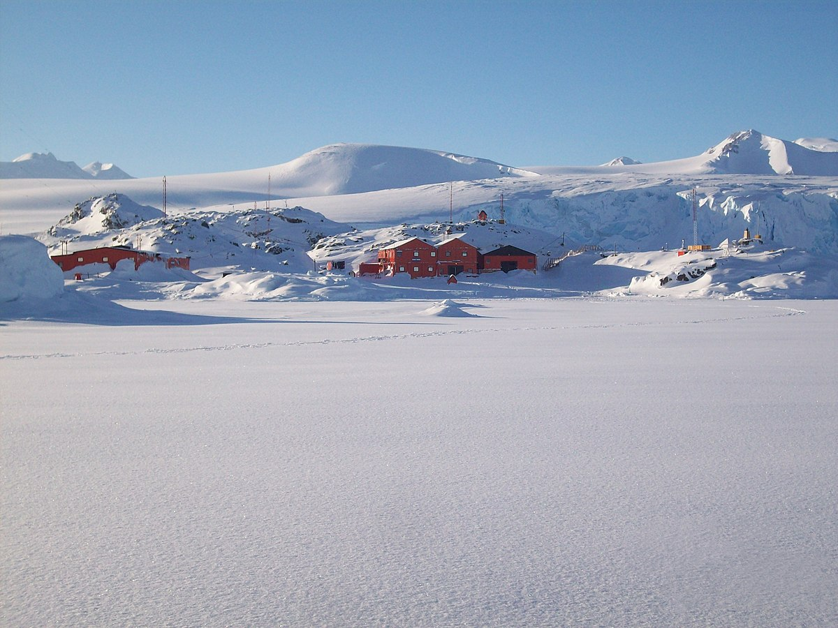 Jinnah Station, Antartica, Navy, Pak Forces