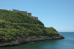Castillo de San Pedro de la Roca - Image: San Pedro de la Roca Castle, Santiago de Cuba 112458