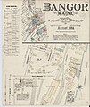 Sanborn Fire Insurance Map from Bangor, Penobscot County, Maine. LOC sanborn03427 001-1.jpg