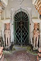 Sanctum with Door Guardians - Dadhimadhab Mandir - Amragori - Howrah 2013-09-22 2910.JPG