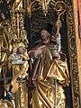 Sankt Wolfgang Kirche - Pacheraltar Schrein 7.jpg