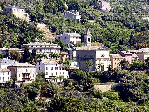 Santa-Maria-di-Lota église Sant' Antone de Figarella