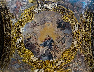 Santa Maria dell'Orto (Rome) - Abside.jpg