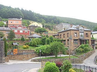 Santa Eulalia de Oscos - Image: Santa eulalia de oscos 3