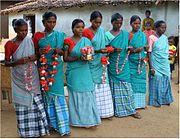 Santal people Jharkhand India