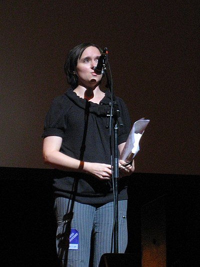 Picture of an author: Sarah Vowell