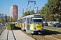 Sarajevo Tram-201 Line-2 2011-10-18 (2).jpg