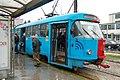 Sarajevo Tram-235 Line-5 2011-10-21 (2).jpg