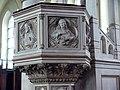 Sarajevo cathedrale pulpit 2.jpg