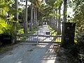 Sarasota FL Armistead House gate01.jpg