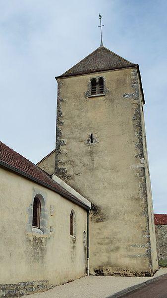 Église de Sarry