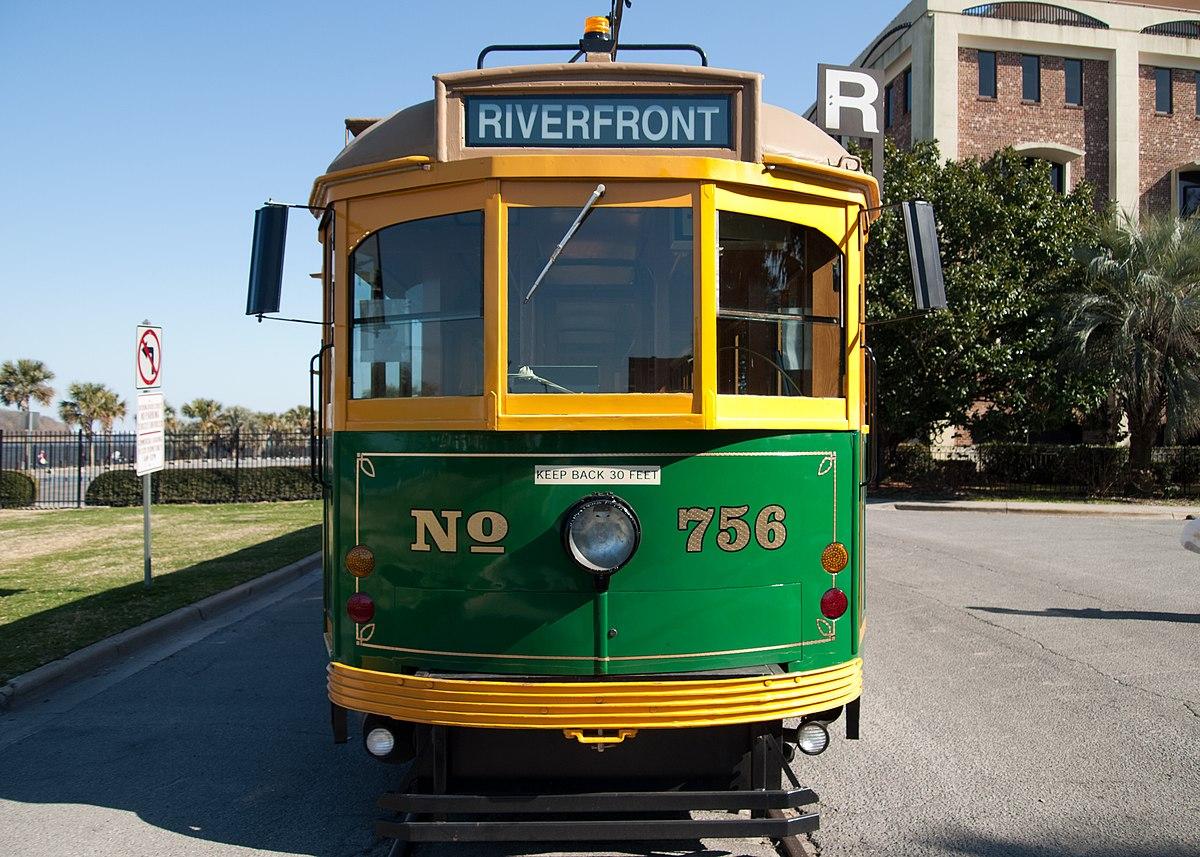 River Street Streetcar  Wikipedia