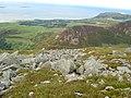 Scattered rocks on the hillside - geograph.org.uk - 935046.jpg
