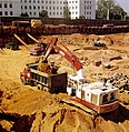Scene of excavation for Florida's new capitol building looking south- Tallahassee, Florida (3328554802).jpg