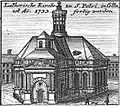 Schleuen - Luthersiche Kirche zu S.Petri 1757.jpg
