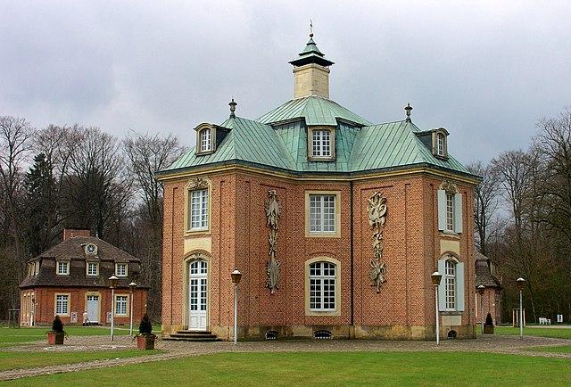 Clemenswerth Palace_1