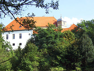 House of Guttenberg - Fronberg Palace