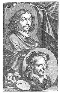 Schouburg3 Plate A p6 1-Frans van Mieris 2-Jan Steen.jpg