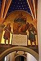 Schwerin Schloss Kapelle Bild Augustinus.JPG