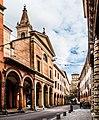 Scorci di Bologna - Via San Vitale.jpg