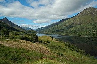 Loch Leven (Highlands) - Loch Leven on a summer day