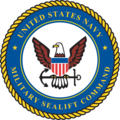 Seal of the Military Sealift Command.png