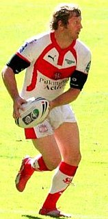 Sean Long Professional rugby league player/coach