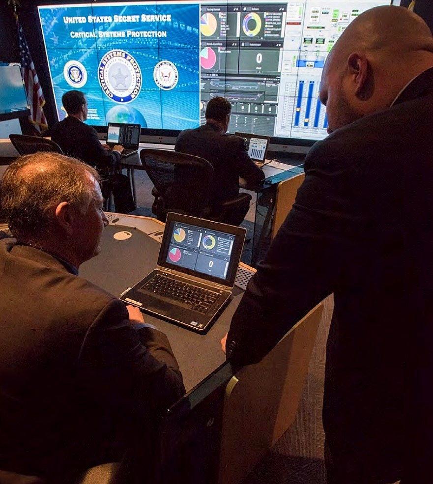 Secret Service Cyber Intelligence Center (CIS)