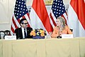 Secretary Clinton Hosts the Third Annual U.S.-Indonesian Joint Commission Meeting (8007541392).jpg