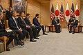 Secretary Pompeo Meets with Prime Minister Shinzo Abe in Tokyo, Japan on October 6, 2018 (44409976064).jpg