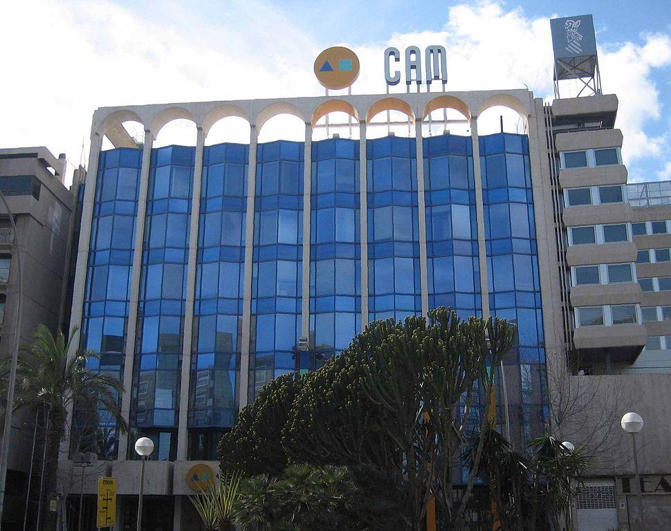 Sede central de la CAM