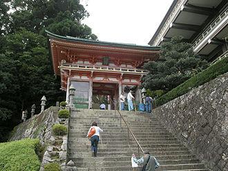 Seiganto-ji - Image: Seigantoji 06
