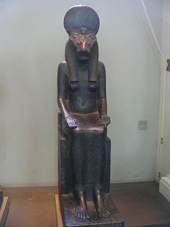Sekhmet (British Museum)