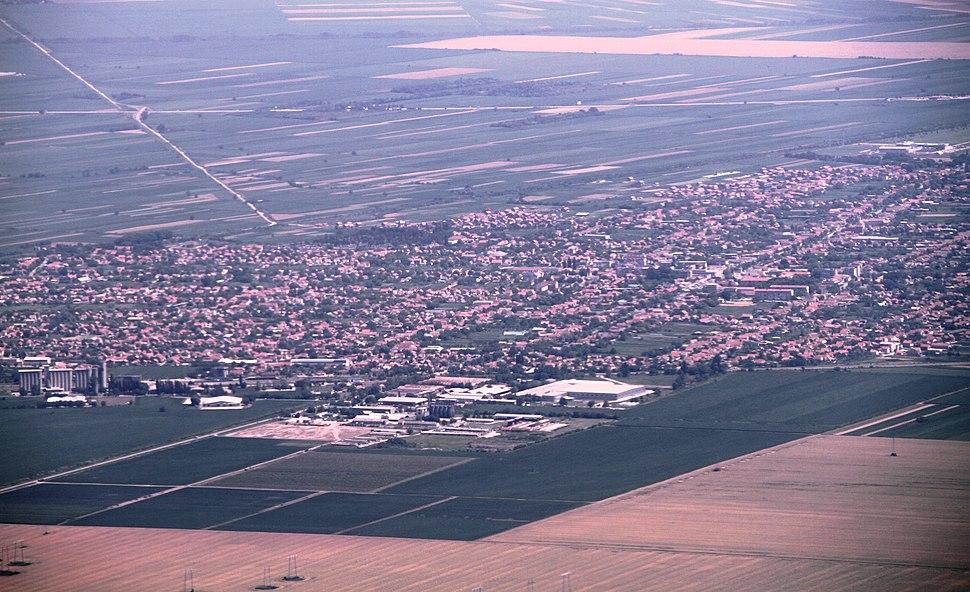 Serbia Stara Pazova from west IMG 9204