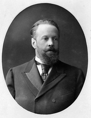 Sergei Witte - Sergei Witte, early 1880s