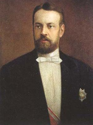 Prime Minister of Russia - Count Sergei Witte, the first Prime Minister of Russia
