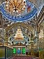 Shah Cheragh Holy Shrine. Shiraz-Iran 4.jpg