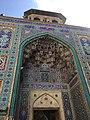 Shah Cheragh entrance (49686643663).jpg