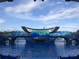 SeaWorld Orlando - Image: Shamu Stadium Orlando