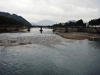 Fenghua District - Shanjiang River in front of Xiaoyangfang, Xikou