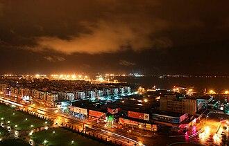 Shantou - Shantou Harbor