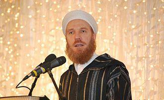 Muhammad al-Yaqoubi - Image: Shaykh Muhammad Al Yaqoubi
