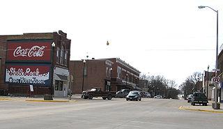 Shell Rock, Iowa City in Iowa, United States