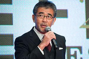 "Tetsuo Shinohara - Image: Shinohara Tetsuo ""Terminal"" at Opening Ceremony of the 28th Tokyo International Film Festival (22443580622)"