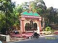 Shri Dev Upralkar on Amboli Road at Savantwadi town's border - panoramio.jpg