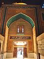 Shrine of Lal Shahbaz Qalandar view 1.JPG