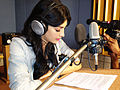 Shruti Haasan - TeachAIDS Recording Session (13566864743).jpg