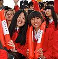 Sias students at Spring Sports Festivity.JPG