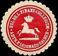 Siegelmarke Hzl. Br. L. Finanz-Collegium - Abth. für Leihhaus-Sachen W0301645.jpg
