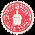 Siegelmarke Markt-Gemeinde Eisenerz W0319837.jpg